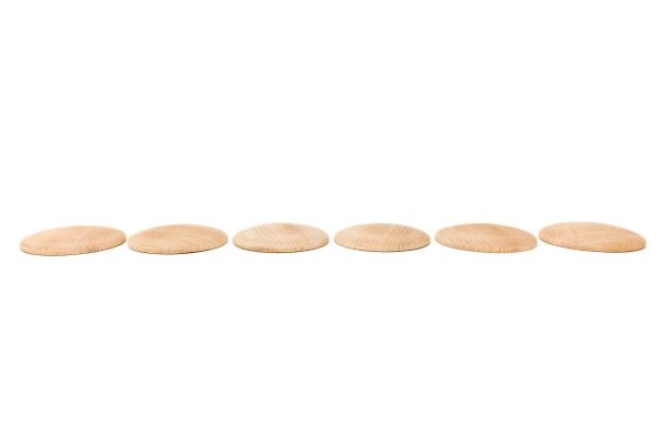 Holzspielzeug Grapat Scheiben aus Holz nachhaltiges Spielzeug für Kinder