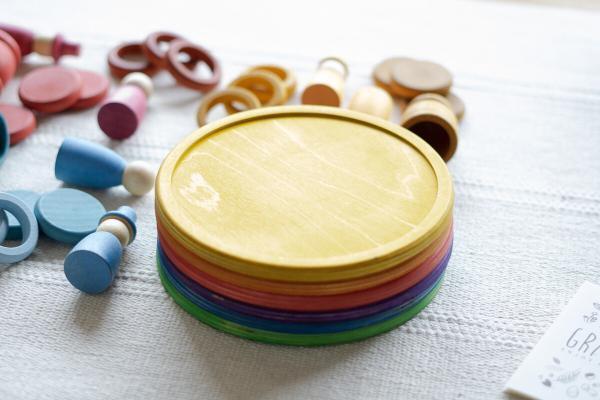 Holzspielzeug von Grapat