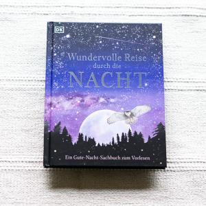 Tiere bei Nacht - Sachbuch für Kinder
