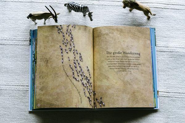 Wilde Tiere DK Verlag