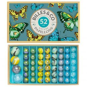 Murmel Box Schmetterline Billes and Co