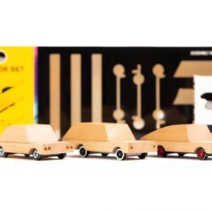 DIY Bausatz Holzautos von Candylab