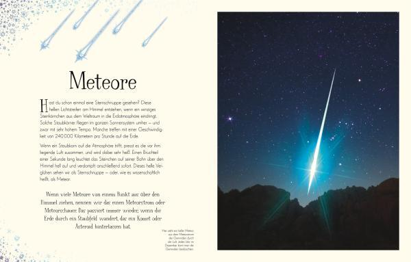 7001003 DK Wundervolle Welt der Sterne - Sachbuch für die ganze Familie - 9783831042067 - Meteore