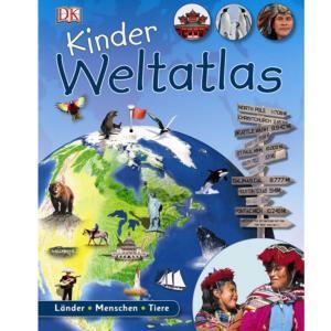 7001006 DK Kinder Weltatlas - Vielfalt im Kinderzimmer - Kindergarten